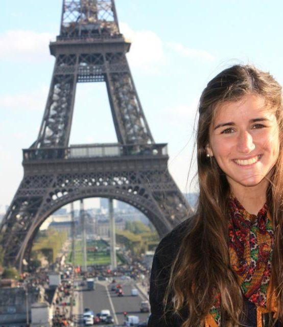 Nuestros estudiantes por el mundo: Victoria