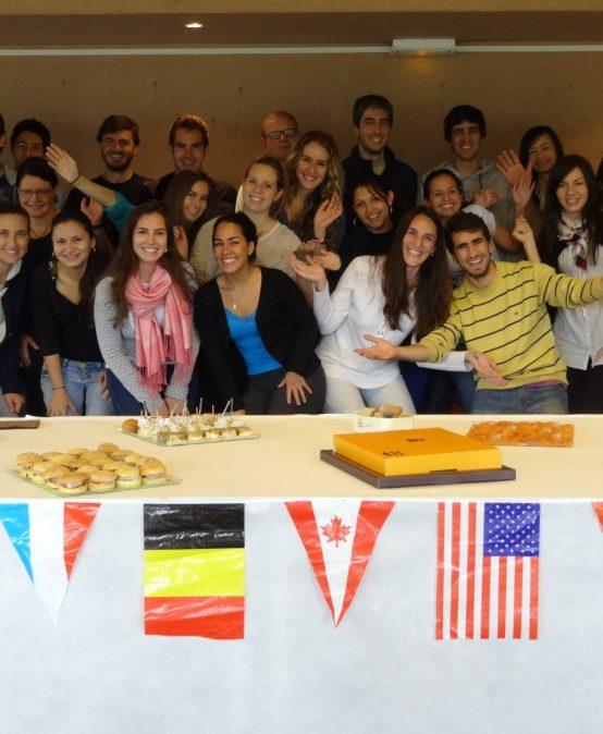 Nuestros estudiantes por el mundo: LUCIANA